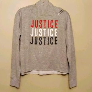 NWT Bundle of 2 Justice Tops Size 18-20